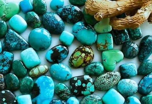 تشخیص سنگ فیروزه اصل